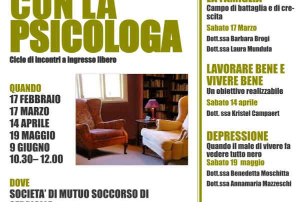 sabato mattina con la psicologa a Firenze